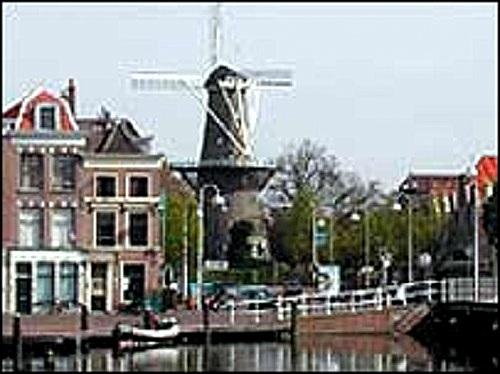 Leiden in Holland, the inauspicious base of the Bilderberg group