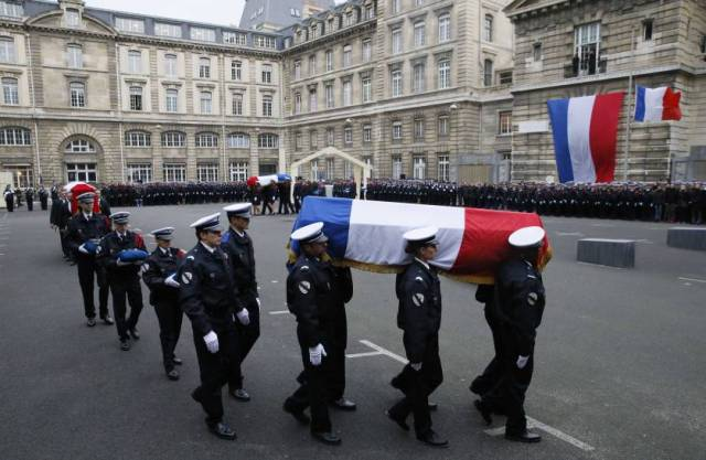 FRANCE-ATTACKS-CHARLIE-HEBDO-POLICE
